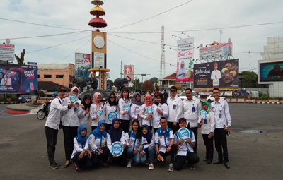 Hari Anti Narkoba Internasional, Mahasiswa UBL Kampanye Anti Narkoba