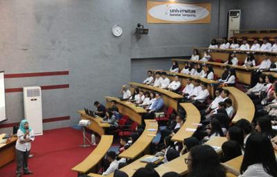 200 Mahasiswa Baru UBL Ikuti Pendadaran Gelombang Pertama