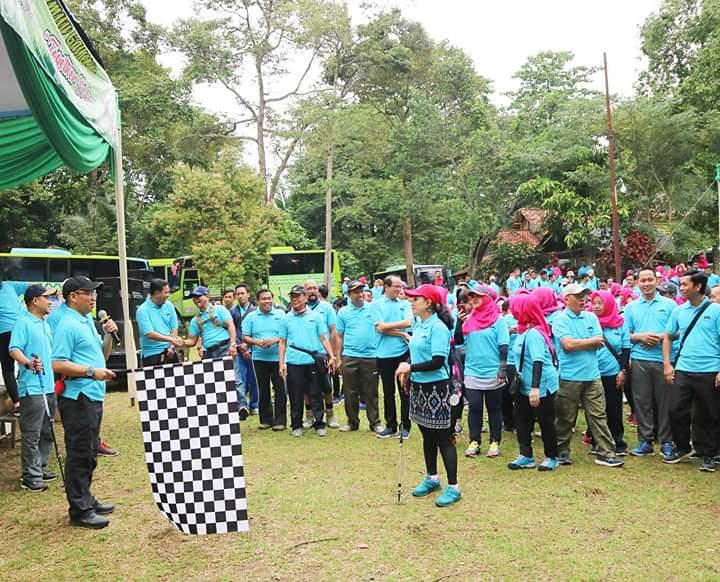 Jalin Kekompakan, IKB UBL Gelar Family Gathering 2019
