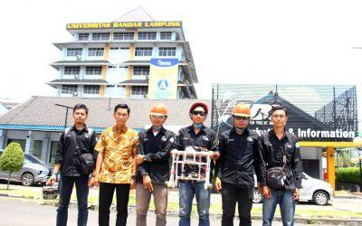 Robot Penanam Padi Hantarkan Mahasiswa UBL ke Final KRI 2019