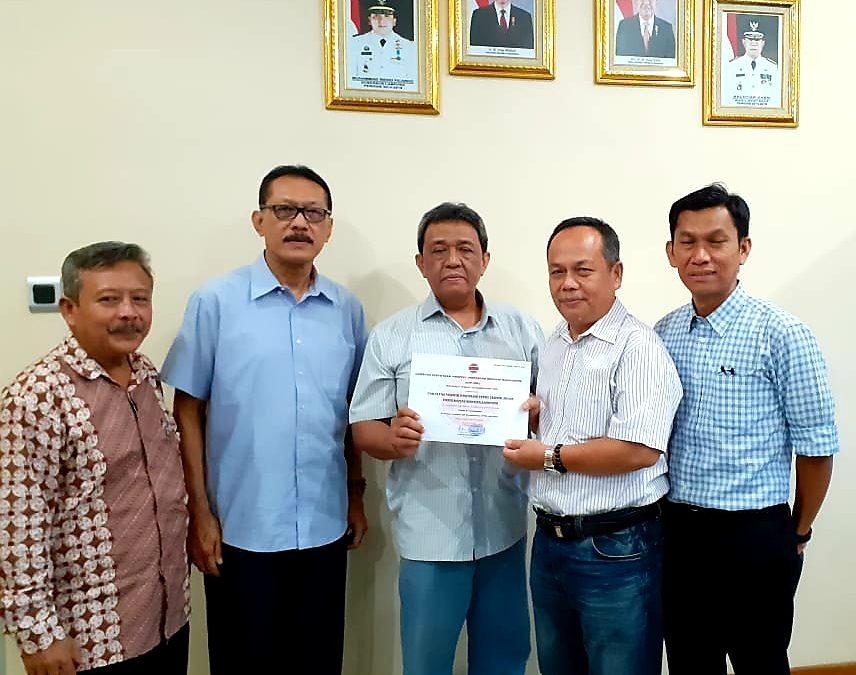 UBL Satu Satunya Perguruan Tinggi di Lampung TUK Mandiri Pengelasan Berlisensi BNSP