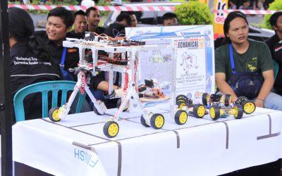 Mahasiswa UBL Gelar Mechanical Engineering Expo (MEE) 2019