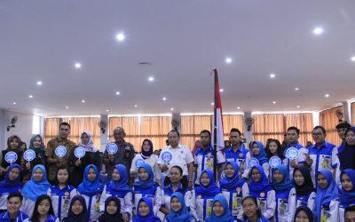 Kepala BNNP Lampung Lantik OMAN UBL