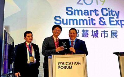 Wujudkan Kampus Cerdas, UBL Jalin Kerja Sama Dengan III Taiwan