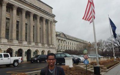 Dosen Prodi Pendidikan Bahasa Inggris UBL Terbang ke Amerika