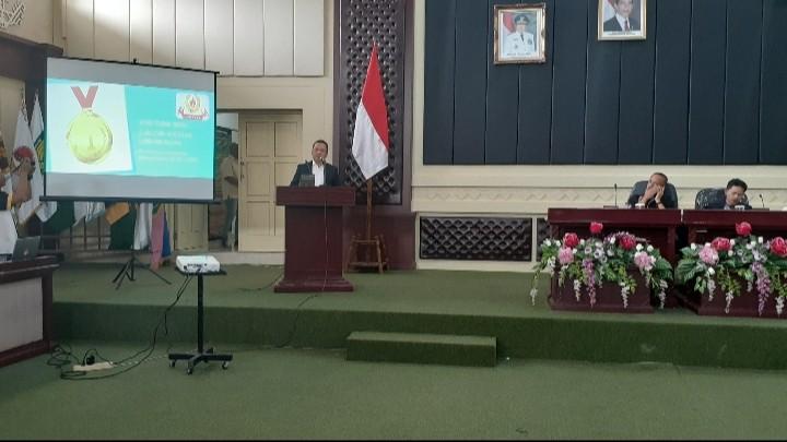 Aklamasi! Yusuf Barusman Resmi Terpilih Jadi Ketua Umum KONI Lampung