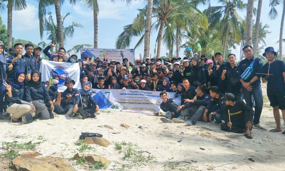 Tingkatkan Perekonomian Melalui Pariwisata Lampung, Prodi Administrasi Bisnis UBL Tanam Pohon Mangrove