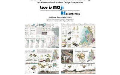 Lagi, Mahasiswa UBL Berhasil Raih Kejuaraan Desain Internasional