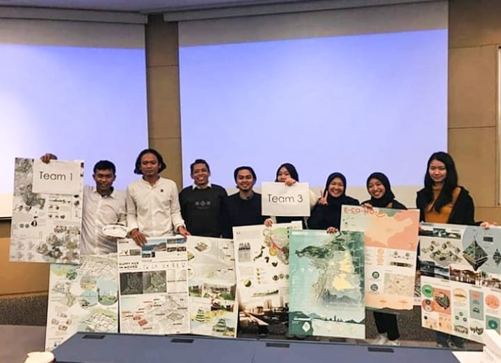 Kembali Bikin Bangga, 6 Mahasiswa UBL Raih Juara Desain Internasional
