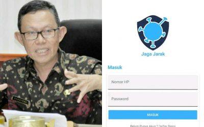 """UBL Ciptakan Aplikasi """"Jaga Jarak"""" Deteksi Pasien Covid-19 di Lampung"""