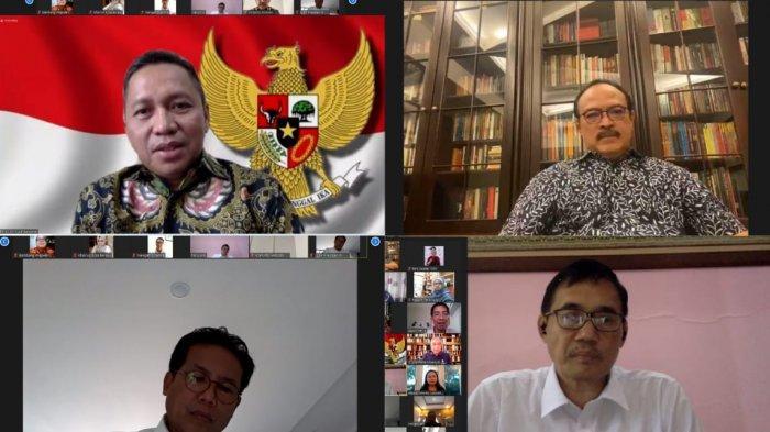 Rektor UBL Jadi Narasumber Seminar Online Nasional Hari Lahir Pancasila