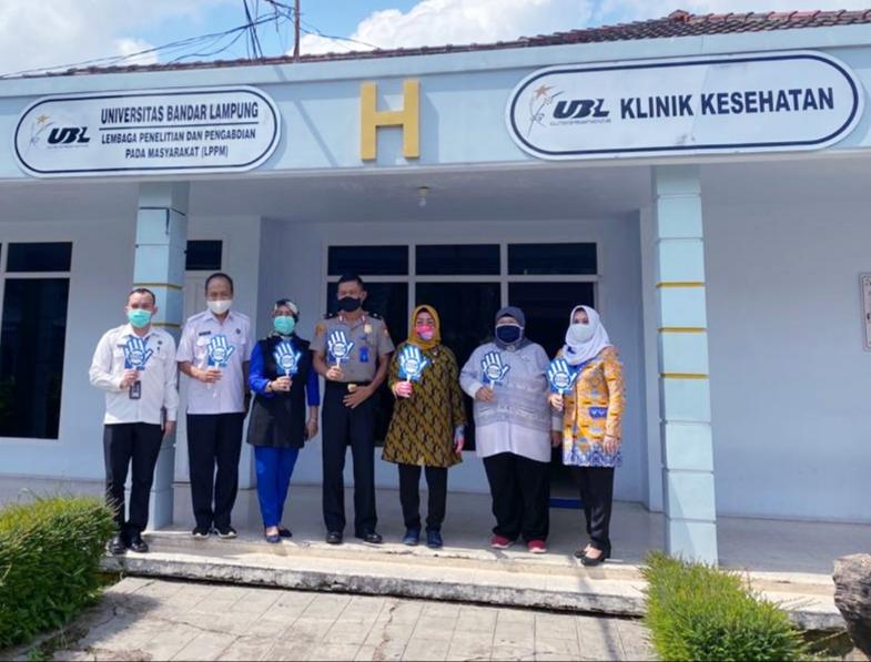UBL Terima Kunjungan Kepala BNN Baru Provinsi Lampung